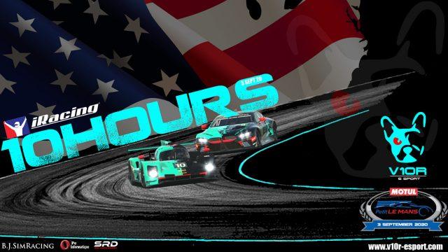 Résumé Petit Le Mans
